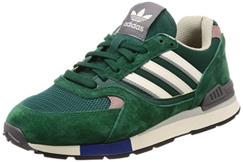 1 3 Shoes Green White Green Adidas Quesence 43 Size w0fPnOq