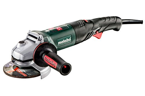 Metabo WEV 1500-125 RT Angle Grinder, 4.5''/5'' by Metabo