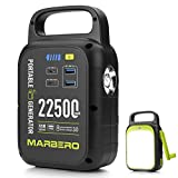 MARBERO 22500mAh Portable Charger with Bright LED