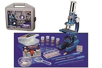 Juegos 681Amazon Microscopio Pz Valigetta Deluxe 62 esJuguetes Y drCtshxBQ