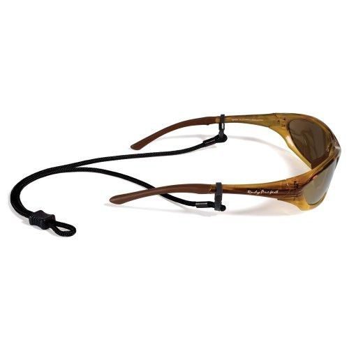 Croakies Terra Spec Adjustable Eyewear Retainer, Black