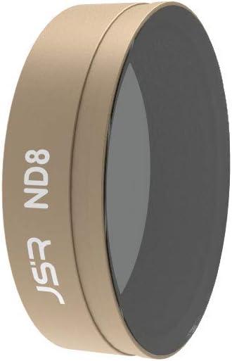 Alician JUNESTAR for DJI Osmo Action Camera Filter UV//CPL//ND4//ND8 Filter Action Camera Accessory ND16