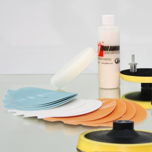 Glass Scratch Repair Kit - Plus - Glass Scratches Fix