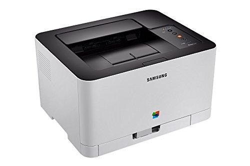 Der Samsung Xpress SL-C430 Farblaserdrucker kann pro Minute bis zu 18 Seiten drucken.