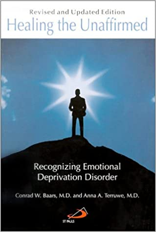 Emotional deprivation disorder