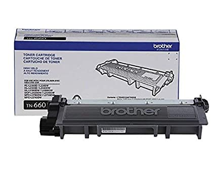 Brother TN-660 cartucho de tóner Original Negro 1 pieza(s) - Tóner ...