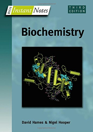 Biochemistry (BIOS Instant Notes)