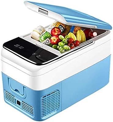 YXYNB Refrigerador Refrigerador para automóvil Compresor 18 L / 26 ...