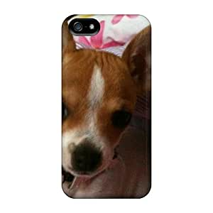 For Iphone 5/5s Tpu Phone Case Cover(miss Kaia)