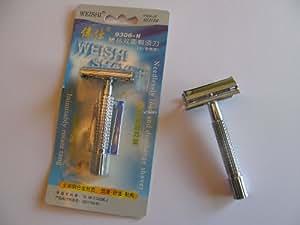 Weishi 9306-H Double Edge Safety Razor