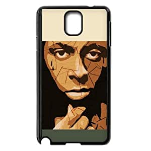 Samsung Galaxy Note 3 Cell Phone Case Black he62 lil wayne rapper music celebrity art JNR2153742