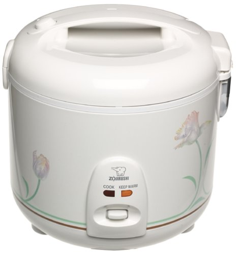 Zojirushi NSRNC-18A 10-Cup (Uncooked) Automatic Rice Cooker and Warmer