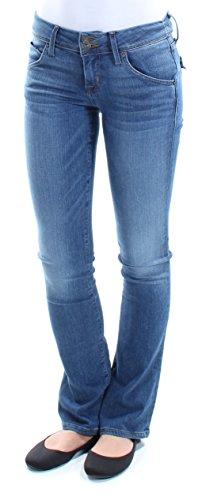 Hudson Jeans Women's Beth Baby Boot Petite Flap Pocket Jean, Reverie, (Hudson Back Flap)