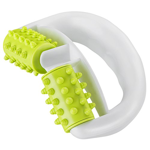Fascia and Cellulite Blasting Massage Roller, Mini Trigger Point Deep Tissue Myofascial Release Tool Body Therapy Massager Fat Blast for Men and Women