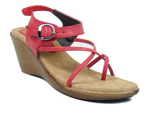 Glamorous Ladies Fancy Rain Sandals N5