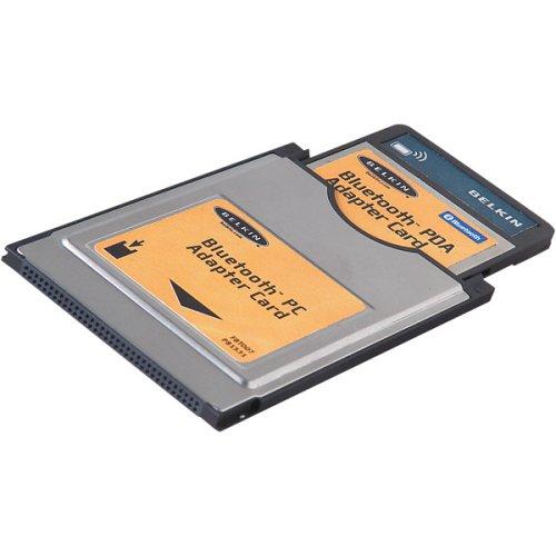 Belkin Bluetooth PDA and PC Adapter Combo Card (F8T006-PC) (Wireless Belkin Communication)