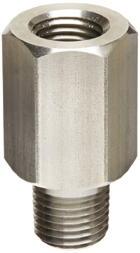 Pressure Disc - NOSHOK 5125 316 Stainless Steel Sintered Pressure Snubber with Grade A Disc, 1/4