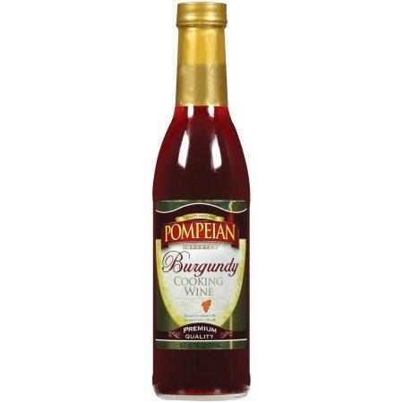 Pompeian Cooking Wine - Burgundy 12.7 oz