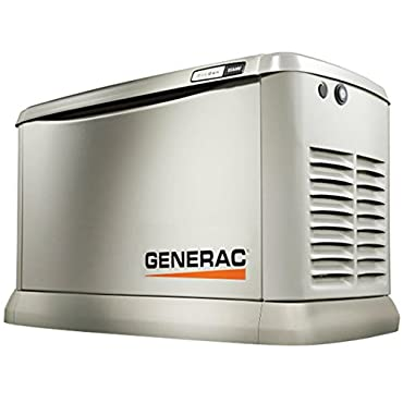Generac 7034 EcoGen Synergy 15kW Variable Speed Air Cooled Home Standby Generator