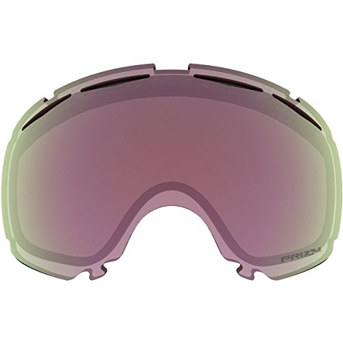 Oakley Men's Canopy Snow Goggle Replacement Lens, Large, Prizm Hi - Goggles Canopy Oakley