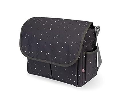 My bags -Bolso Carrito Cambiador Bebe- Mini Stars Gris ...