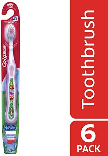 Toothbrushes: Colgate My First