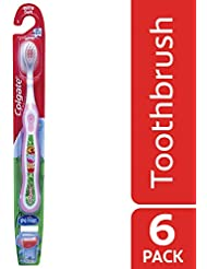 Colgate My First Baby and Toddler Toothbrush, Extra Soft - 6 pack