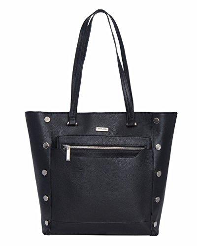 Kenneth Cole REACTION Bedford Shopper Handbag (BLACK)