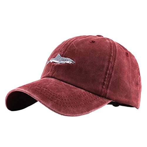 Super Bally Unisex Cotton Outdoor Embroidered Unisex Baseball Caps Adjustable