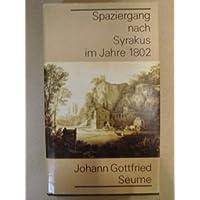 Spaziergang nach Syrakus im Jahre 1802