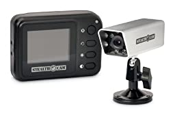 Stealth Cam Wireless Rearview Camera System