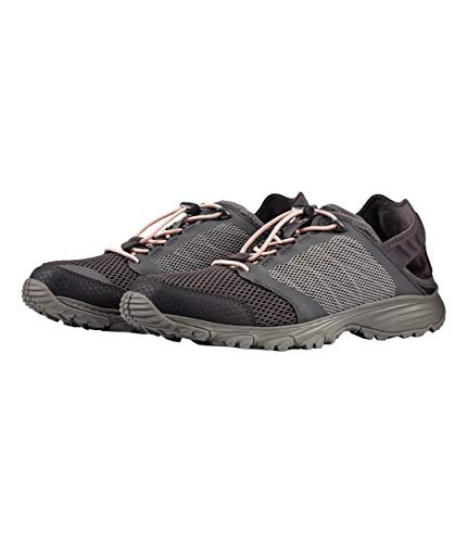 - The North Face Women's Litewave Amphibious II, Rabbit Grey/Silt Grey, Size 10.5