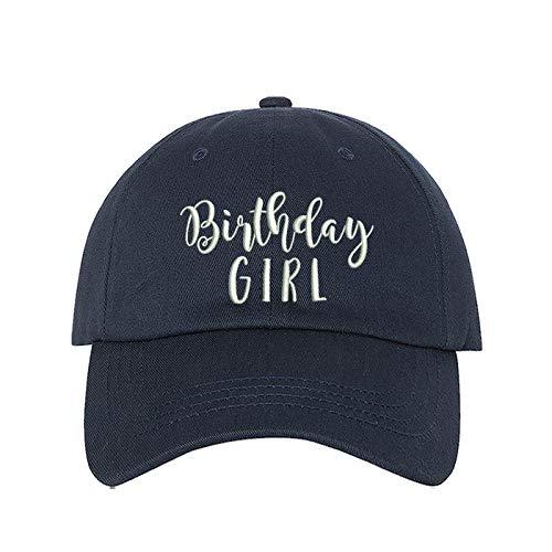 Prfcto Lifestyle - Birthday Girl Dad Hat - Baseball Cap (Navy)]()
