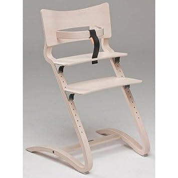 Amazon.com: Alta silla en blanco lavado: Baby