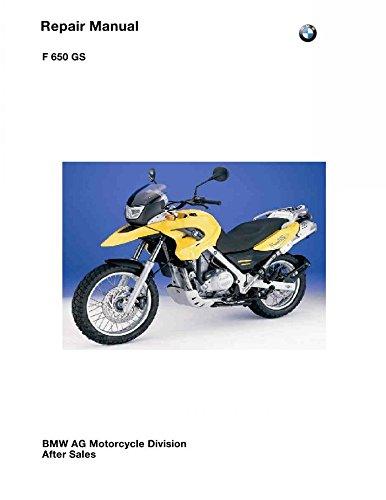 Illustrations Manual Cd - BMW F650GS, 2000-2007, Repair Service Manual CD/DVD/PDF