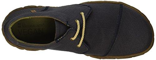 El Naturalista N5080T Seaweed Canvas Ocean/Turtle Bleu Homme Chaussures Lacets cWof6l2j