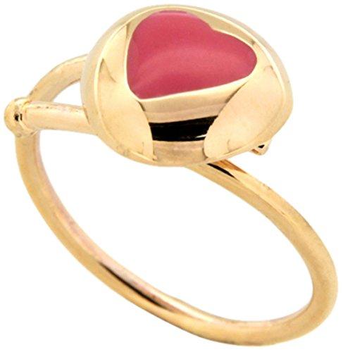 Bijoux pour tous Bague motif - Plaqué or - Réglable - 5200332 RO