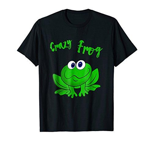 Crazy Frog T-Shirt - Funny Frog ()