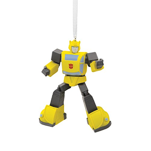 Hallmark Christmas Ornament Transformers Bumblebee, Bumble Bee, Bumble Bee]()