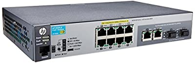 HP 2530-8-POE+ Ethernet Switch