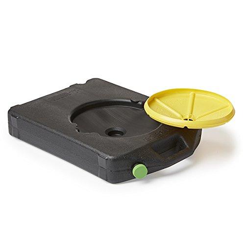 GarageBOSS GB150 12.5 quart Oil Drain Pan with Funnel by GarageBOSS (Image #2)