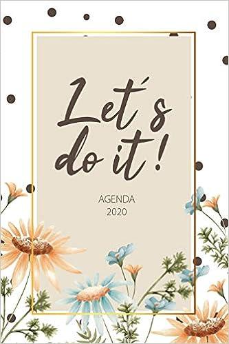 Agenda 2020: Organiza tu día - Agenda semanal 2020 Agendas ...