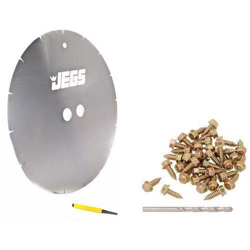 JEGS 65046K Wheel/Rim Screw Template Kit ()