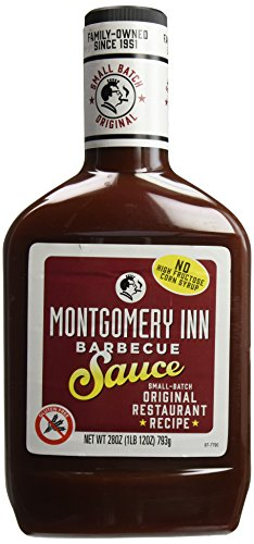 Montgomery Inn Barbecue Sauce, 28 oz (Pack of 6)