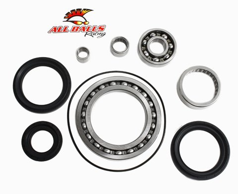 All Balls Differential Bearings and Seals Kit 25-2045 by All Balls