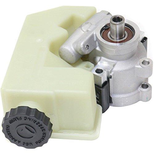 (Evan-Fischer EVA1487091631 Power Steering Pump for LIBERTY 02-06 New with Reservoir)
