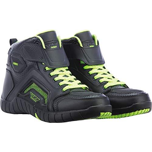 Fly Racing Black/Hi-Viz Sz 13 M21 Hi-Viz Riding Shoes
