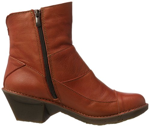Art Damen Oteiza Kurzschaft Stiefel Orange (Memphis Petalo)