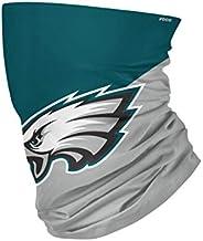 NFL Philadelphia Eagles Unisex Face Mask Gaiter Big Logo, Team Colors, One Size