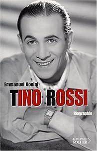 Tino Rossi par Emmanuel Bonini